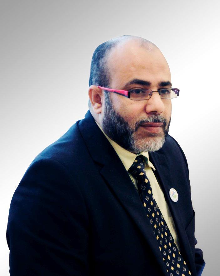 د بهاء الدين جلال          مدير مركز هيلب للشرق الاوسط وشمال افريقيا